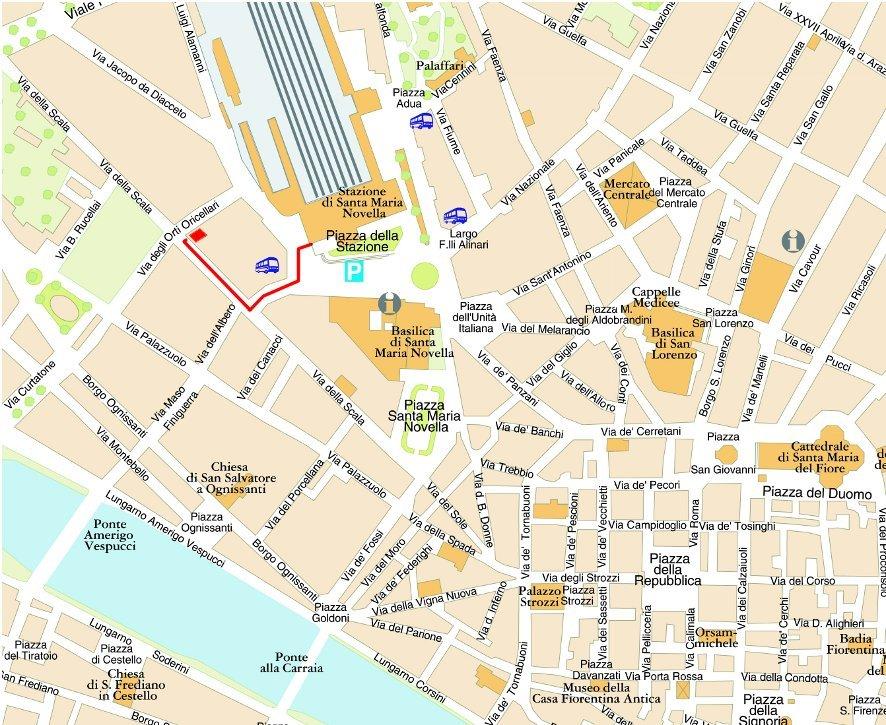 Appartamenti A Firenze Centro